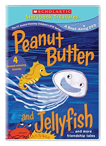 Peanut Butter & Jellyfish & More Friendship Tales Peanut Butter & Jellyfish & More Friendship Tales DVD