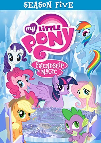 My Little Pony Friendship Is Magic Season 5 DVD