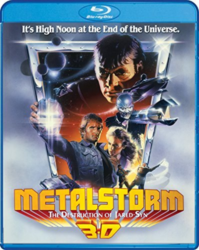 Metalstorm The Destruction Of Jared Syn Metalstorm The Destruction Of Blu Ray Pg