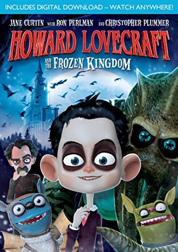 Howard Lovecraft & The Frozen Kingdom Howard Lovecraft & The Frozen Kingdom DVD Dc Pg