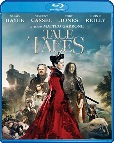 Tale Of Tales Hayek Reilly Blu Ray R