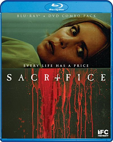 Sacrifice Mitchell Graves Blu Ray DVD Unrated