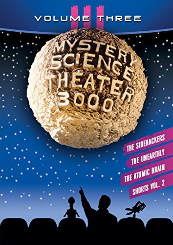 Mystery Science Theater 3000 Volume 3 DVD