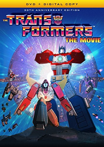 Transformers The Movie Transformers The Movie DVD Dc Pg 30th Anniversary Edition