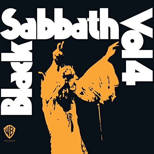 Black Sabbath Vol 4