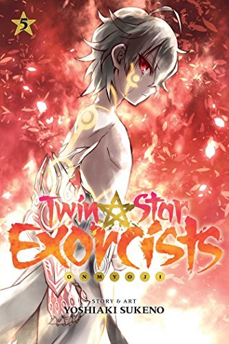 Yoshiaki Sukeno Twin Star Exorcists Volume 5
