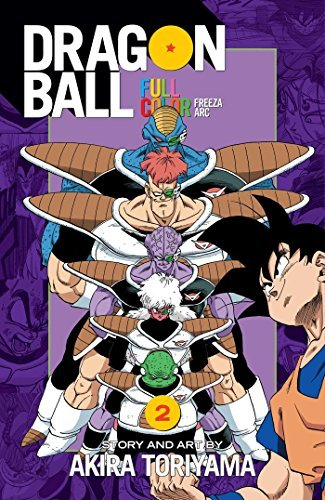 Akira Toriyama Dragon Ball Full Color Freeza Arc Vol. 2