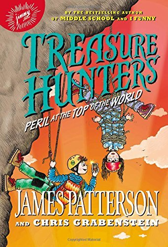 James Patterson Treasure Hunters Peril At The Top Of The World