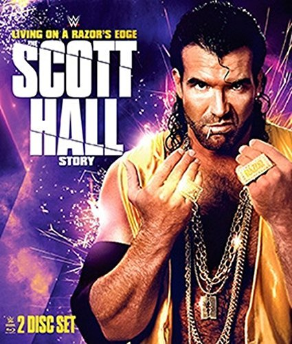 Wwe Living On A Razor's Edge The Scott Hall Story Blu Ray