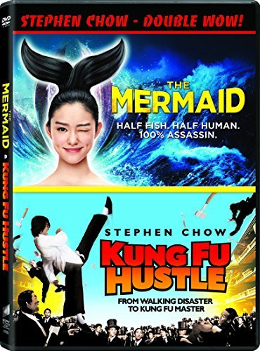Kung Fu Hustle Mei Ren Yu Double Feature DVD R
