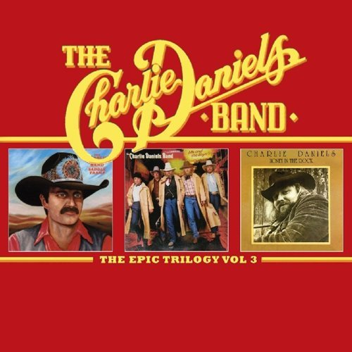 Charlie Daniels Vol. 3 Epic Trilogy Import Gbr 2cd