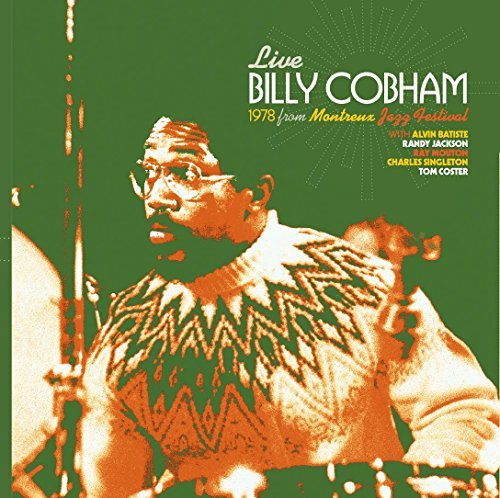 Billy Cobham Live At Montreux Switzerland 1 2cd