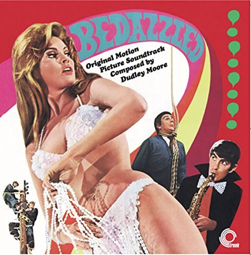 Bedazzled Soundtrack Dudley Moore & Peter Cook Lp