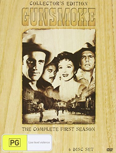 Gunsmoke Season 1 Wood Pack Gunsmoke Season 1 Wood Pack Import Aus