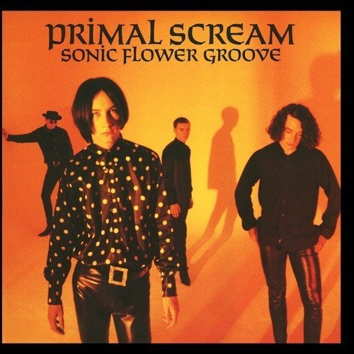 Primal Scream Sonic Flower Groove Lp