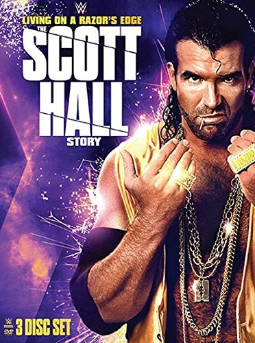Wwe Living On A Razor's Edge The Scott Hall Story DVD