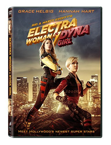Electra Woman & Dyna Girl Helbig Hart DVD Nr