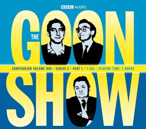 Mulligan Secombe Sellers Goon Show Compendium Volume One Series 5 Part 1