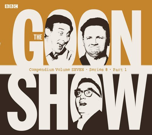 Mulligan Secombe Sellers Goon Show Compendium Volume Seven Series 8 Part 1