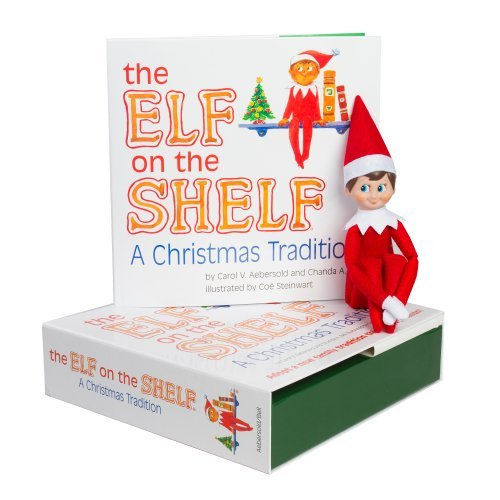 Carol V. Aebersold The Elf On The Shelf Activity Book