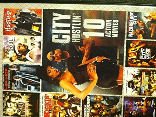 City Hustlin' 10 Action Movies
