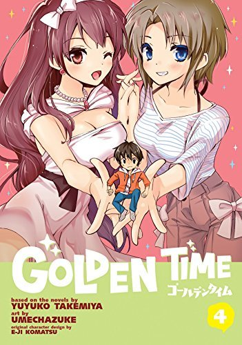 Yuyuko Takemiya Golden Time Vol. 4