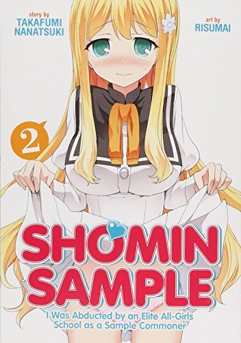 Nanatsuki Takafumi Shomin Sample I Was Abducted By An Elite All Girls School As A