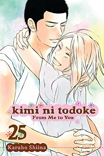 Karuho Shiina Kimi Ni Todoke From Me To You Volume 25