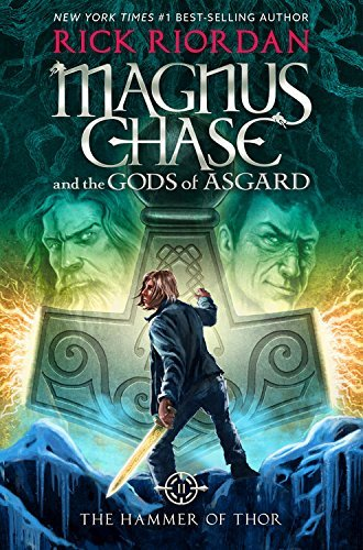 Rick Riordan Magnus Chase And The Gods Of Asgard Book 2 The Hammer Of Thor
