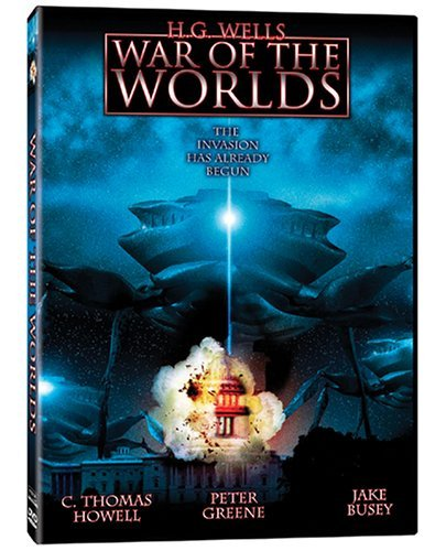 War Of The Worlds Busey Greene