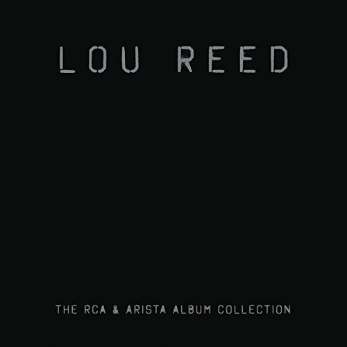 Lou Reed Rca & Arista Album Collection
