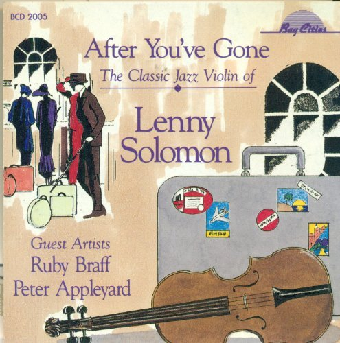 Lenny Solomon After You've Gone