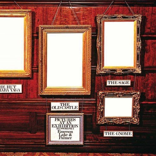 Emerson Lake & Palmer Pictures At An Exhibition