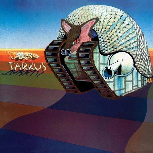 Emerson Lake & Palmer Tarkus 2cd