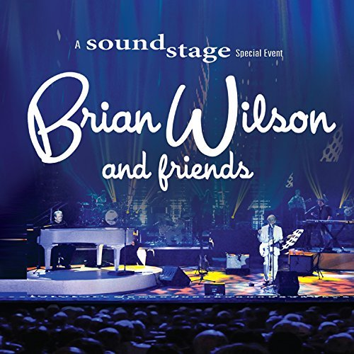 Wilson Brian Brian Wilson & Friends CD DVD
