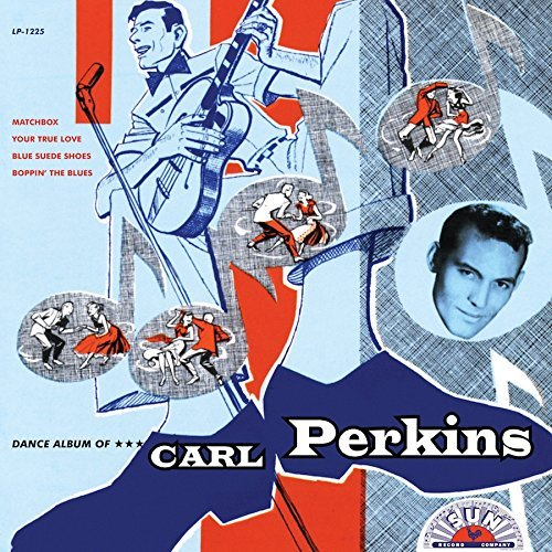 Carl Perkins Dance Album Of Capl Perkins
