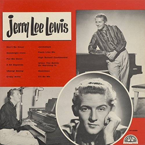 Lewis Jerry Lee Jerry Lee Lewis Silver Vinyl