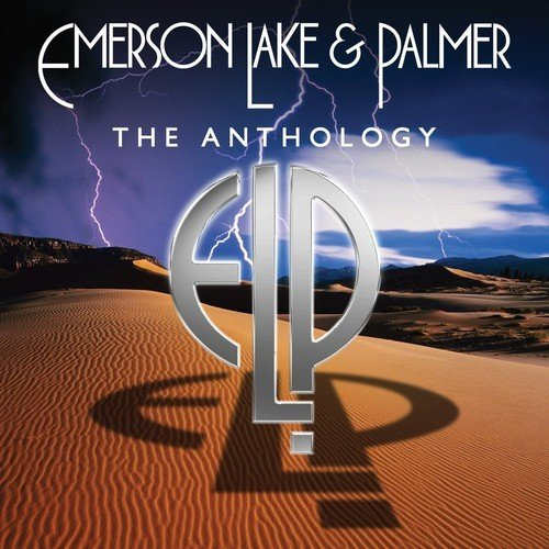 Emerson Lake & Palmer Anthology 3cd