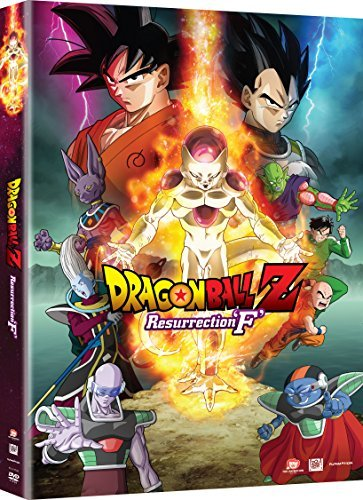 Dragon Ball Z Resurrection F Dragon Ball Z Resurrection F
