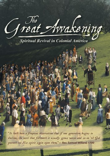 Great Awakening Spiritual Revival In Colonial America