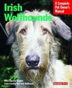 Barrons Books Irish Wolfhounds Manual