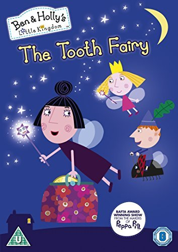 Ben & Holly's Little Kingdom The Tooth Fairy Pal Region 2
