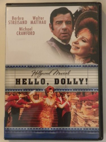 Hello Dolly! Streisand Matthau Crawford