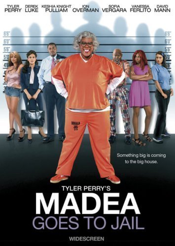 Madea Goes To Jail Tyler Perry DVD