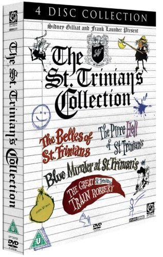 St Trinians Collection [dvd] (u)