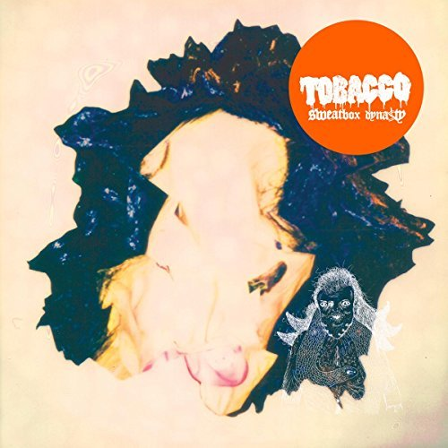 Tobacco Sweatbox Dynasty (indie Exclusive) Transparent Blue W Beige Vinyl
