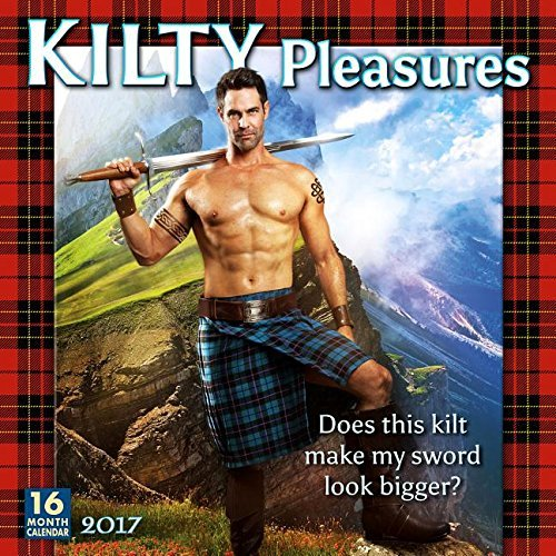 Inc Sellers Publishing Cal 2017 Kilty Pleasures