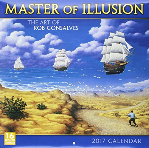 Robert Gonsalves Cal 2017 Master Of Illusion