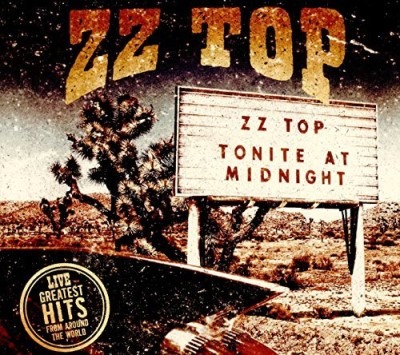 Zz Top Live Greatest Hits From Around The World
