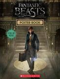 Inc. Scholastic Fantastic Beasts And Where To Find Them Poster Book
